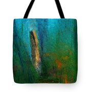 Woods Scene 052010 Tote Bag