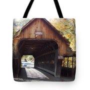 Woodstock Middle Bridge Tote Bag