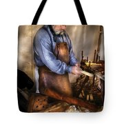 Woodworker - The Carpenter Tote Bag