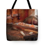 Woodworker - The Table Saw Tote Bag
