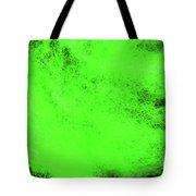Wool Green Tote Bag