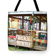 Wool Room 1 Tote Bag