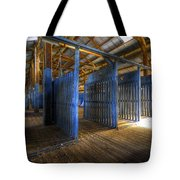 Woolshed Blues Tote Bag