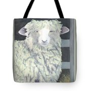 Wooly One Tote Bag