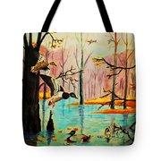 Wooodland Wonders Tote Bag