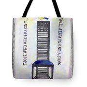 Those Who Wish To Sing Tote Bag