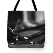 Workbench  Tote Bag