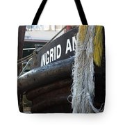 Workhorse Of The Sea Tote Bag