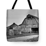 Working Farm Barn And Storage Bin Tote Bag