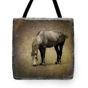 Working Horse Tote Bag