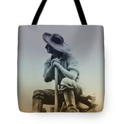 Working Man Tote Bag
