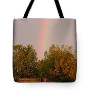Working Rainbow Tote Bag