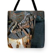 Working Tool Bench Tote Bag