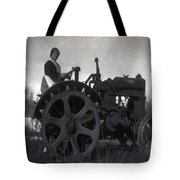 Working Woman Tote Bag