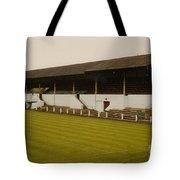 Workington - Borough Park - Main Stand 2 - 1970s Tote Bag