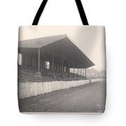 Workington - Borough Park - Popular Side 1 - 1960s Tote Bag