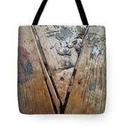 Works Of The Journey I08 Tote Bag