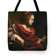 Workshop Of Simon Vouet Tote Bag
