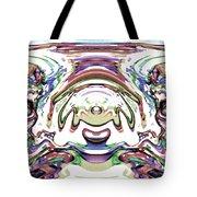 World At Peace Tote Bag
