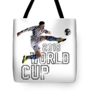 World Cup 2018 Tote Bag