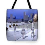 World Eater Tote Bag