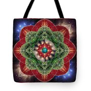World-healer Tote Bag