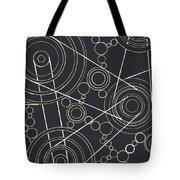 World In Motion Tote Bag