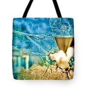 World In My Eyes Tote Bag