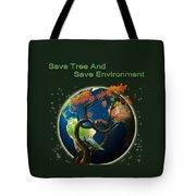 World Needs Tree Tote Bag
