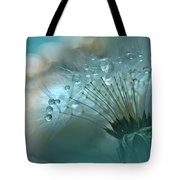 World Of The Drops... Tote Bag