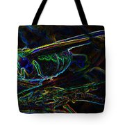World Of The Luna Moth Tote Bag