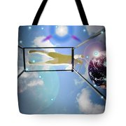 World On A String Tote Bag