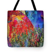 World On Display Tote Bag