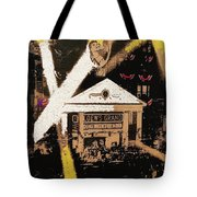 World Premiere Gone With The Wind Atlanta Georgia 1939-2008 Tote Bag