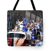 World Series Champions 2015 Tote Bag