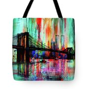 World Trade Center 01 Tote Bag