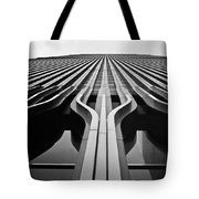 World Trade Center Tote Bag by Jeff Breiman