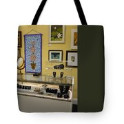 World-view Tote Bag