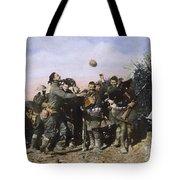World War I: Armistice Tote Bag