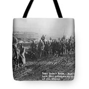 World War I: German Pows Tote Bag