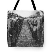 World War I: German Troop Tote Bag