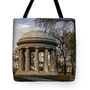World War I Memorial Tote Bag
