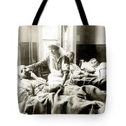 World War I: Nurse Tote Bag