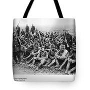 World War I: Prisoners Tote Bag