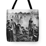 World War I: Russians 1914 Tote Bag