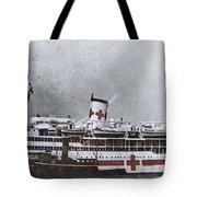 World War II: Pearl Harbor Tote Bag