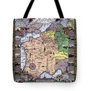 World War One Historian's Panel Tote Bag