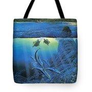 Worlds Away Ted Nasmith Tote Bag