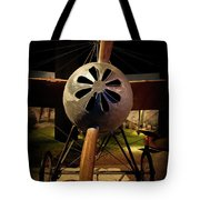 World's First 'fighter' Aircraft 1914 Tote Bag