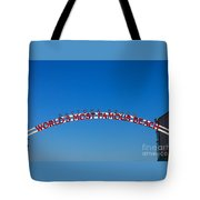 World's Most Famous Beach Tote Bag
